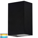 Picture of Accord Exterior Black Up/Down Wall Light (HV3632T-BLK) Havit Lighting