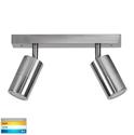 Picture of Exterior Titanium Aluminium 2 Light Bar (HV4001T-2-TTM) Havit Lighting