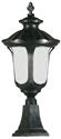 Picture of Waterford Exterior Medium Pillar Mount Light (1000564) Lighting Inspirations