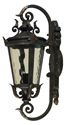 Picture of Albany Exterior Mini Wall Bracket (1000032) Lighting Inspirations