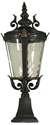 Picture of Albany Exterior Medium Pillar Mount Light (1000028) Lighting Inspirations