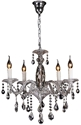 Picture of Berlin 5 Light Crystal Chandelier (1000064) Lighting Inspirations