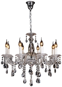Picture of Berlin 8 Light Crystal Chandelier (1000065) Lighting Inspirations