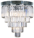Picture of Celestial 5 Tier 6 Light Flush (1001096) Lighting Inspirations