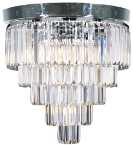 Picture of Celestial 5 Tier 6 Light Flush (1001096) Lighting Inspirations