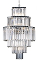 Picture of Celestial 6 Tier 9 Light Pendent (1001100) Lighting Inspirations
