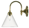 Picture of Loxton 1 Light Wall Light (3001175) Lighting Inspirations