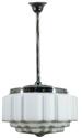 "Picture of 14"" St Kilda 1 Light Cord Chrome Pendant (3010199) Lighting Inspirations"