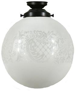 "Picture of  Sheffield 12"" Patina Black Batten Fix (3020023) Lighting Inspirations"