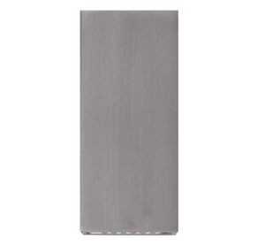 Picture of Avalon Warm White LED Up/Down 316 Marine Grade Stainless Steel Wall Light (S214S) Seaside