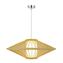 Picture of Lunix Rattan Pendant (CIDP503161) Crompton Lighting