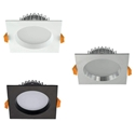 Picture of Tricolour DECO-13 Square 13W Dimmable LED Downlight (20425,20528,20427) Domus Lighting