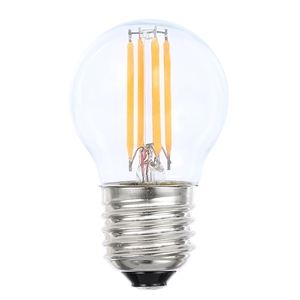 Picture of 12V 4W LED Filament Fancy Round Lamp (20287 20288) Lusion