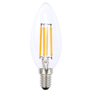 Picture of 12V 4W LED Filament Fancy Candle Lamp (20284) Lusion