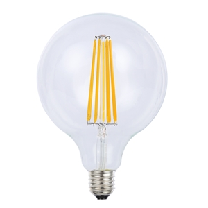 Picture of 12V 8W LED Filament Fancy G125 Lamp (20956) Lusion