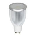 Picture of 240V Dimmable Warm White LED GU10 9W Lamp (9GU10LED9D) Mercator Lighting