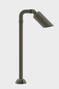 Picture of Hydra Adjustable Pathlight (AQL-404) Aqualux Light