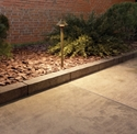 Picture of Hydra Inground LED Hooded Bollard (AQL-416) Aqualux
