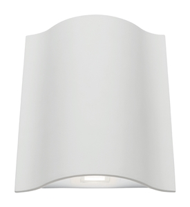 Picture of Arch LED Up and Down Wall Light (MXD4012) Mercator Lighting