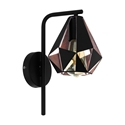 Picture of Carlton 4 Wall Light (43057) Eglo Lighting