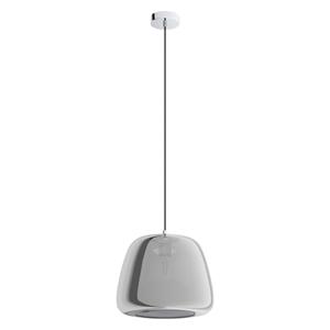 Picture of Albarino 1 Light Large Glass Pendant (39665N) Eglo Lighting