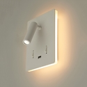 Picture of Aura LED Wall Light (WL7031) Superlux Lighting