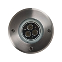 Picture of Exterior 4.5W 316 Stainless Steel Adjustable Inground Light (HCP-25104) Havit Commercial