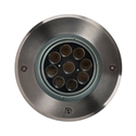 Picture of Exterior 13.5W 316 Stainless Steel Adjustable Inground Light (HCP-25113) Havit Commercial