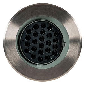 Picture of Exterior 240V 48W Large 316 Stainless Steel Inground Light (HCP-25148) Havit Commercial