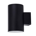 Picture of Exterior Black 2x12w Up & Down LED Wall Light (HCP-212240) Havit Commercial
