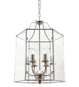 Picture of Arcadia 6 Light Pendant (ARCA6PSC) Cougar Lighting