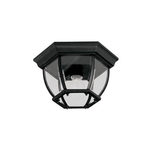 Picture of Dakota DIY Outdoor Wall Light (MX4971BLK) Mercator Lighting