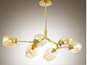 Picture of Colin 6 Lights Pendant (8510,8512) Northern Lighting