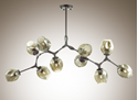 Picture of Colin 10 Lights Pendant (8511,8513)