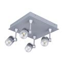 Picture of JET-4SQ Quad LED Square Spot Light (20664 20665) Domus Lighting