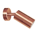Picture of Tallow 240V Copper Single Adjustable Spotlight (S128C) Seaside Lighting