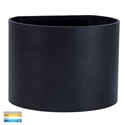 Picture of Versa Black Round Up & Down Wall Light (HV3658T-BLK-RND) Havit Lighting
