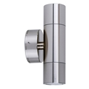 Picture of Mini Tivah 316 Stainless Steel Up & Down Wall Pillar Light (HV1007MR11NW) Havit Lighting