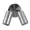 Picture of Mini Tivah 316 Stainless Steel Double Adjustable Wall Pillar Light (HV1307MR11NW) Havit Lighting