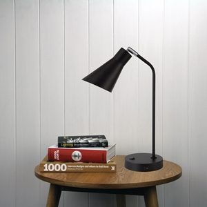 Picture of Thor Desk Lamp With USB (OL93931) Oriel Lighting