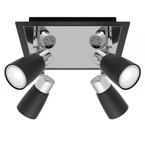 Picture of Alecia 4 Light LED Square Spotlight (A19264) Mercator Lighting