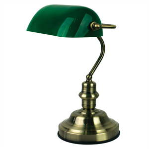 Picture of Bankers Touch Lamp (OL99458) Oriel Lighting