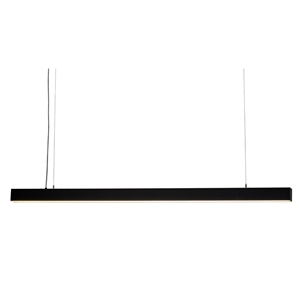 Picture of Black 1800mm 72w Proline Pendant with Power Feed and Canopy (HCP-692720) Havit Commercial