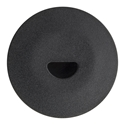 Picture of Black Round Recessed 3w LED Triac Dimmable Step Light (HCP-22213) Havit Commercial